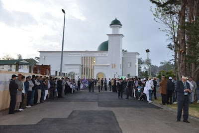 New Zealand: Ahmadiyya Muslim Community to hold Mosque Open Day