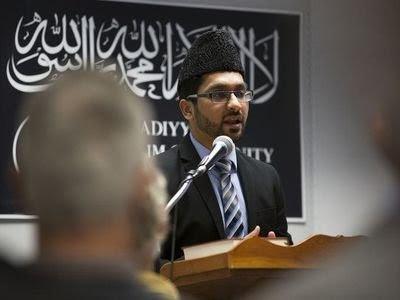 USA: Ahmadiyya Imam to speak at Calvary Episcopal's 'Common Ground' series