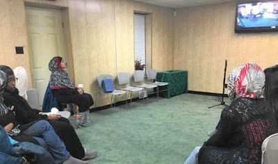 USA: Chicago Ahmadiyya Muslim group to Zion community -- 'Not offensive to ask us questions'