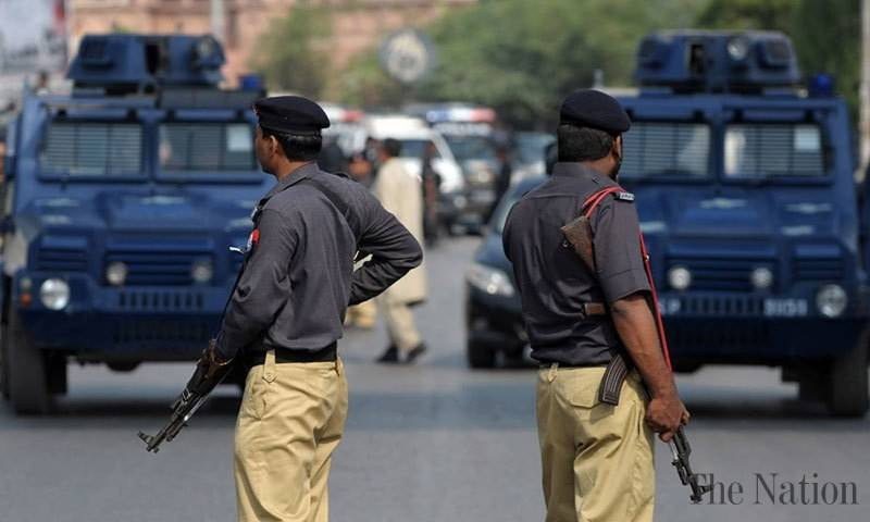Nato weapons recovered from home in Karachi: police