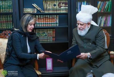 Canada: Mayor of Mississauga welcomes Head of Ahmadiyya Muslim Community to Canada