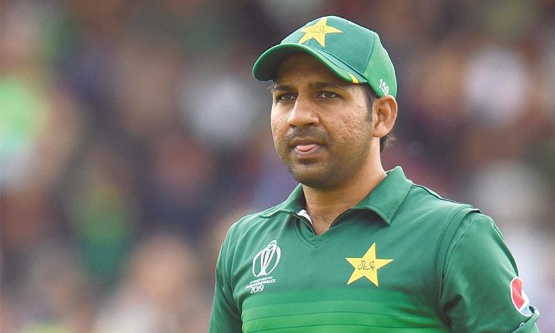 captain Sarfraz Ahmed