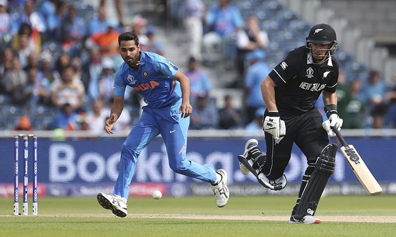 NZ Beats INDIA