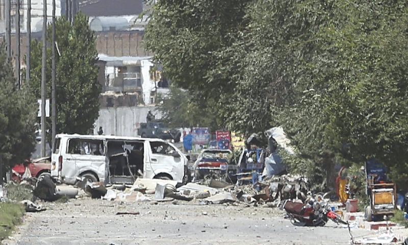 51 children died as Taliban attacked in Kabul