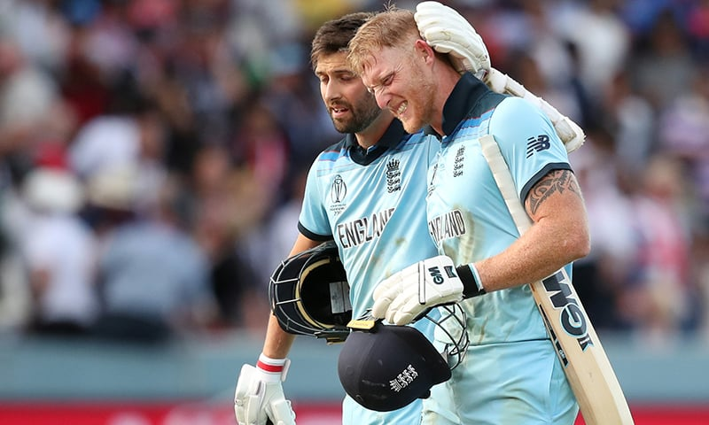 England won ICC world cup 2019