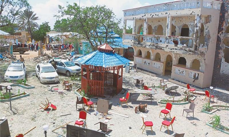 Gunmen killed 26 people