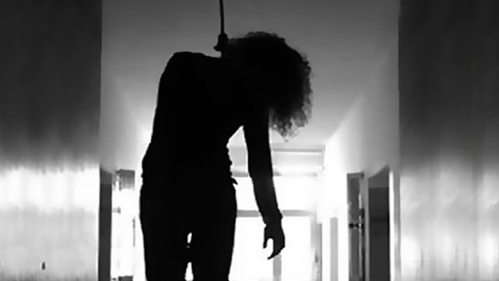girl committed suicide