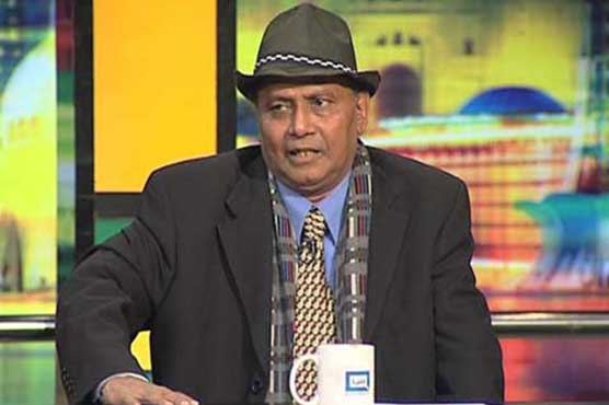 Comedian Amanullah Khan