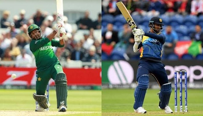 Pakistan Sri Lanka series