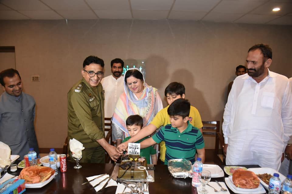 Chiniot-SP-Farewell-Party