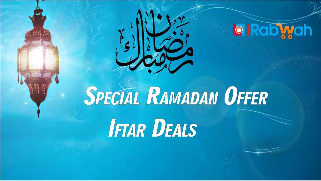 Ramadan Iftaar Deals